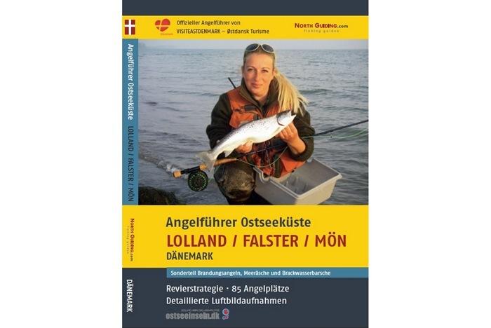 Angelführer: Lolland - Falster - Møn