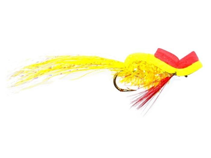 HH Gurgler Yellow #10