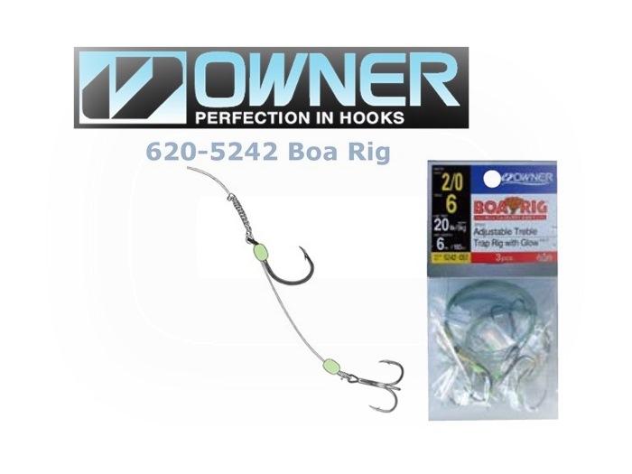 Owner Boa Trap Rig