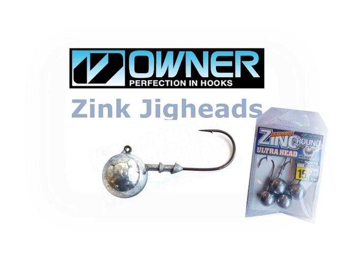 Owner Zink Jighead