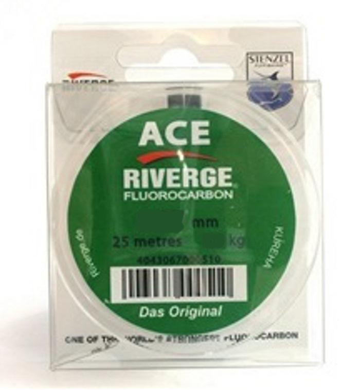 Riverge fluorcarbon Ace 25m 0.370mm/9.50