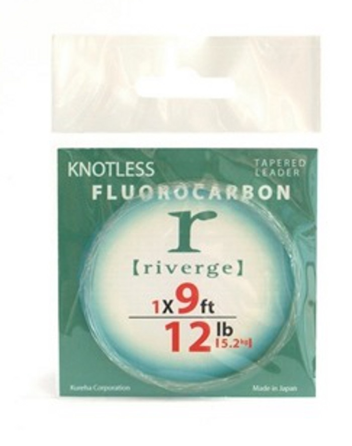 Riverge fluorcarbon Ace 9' fra 0,16-0,39mm