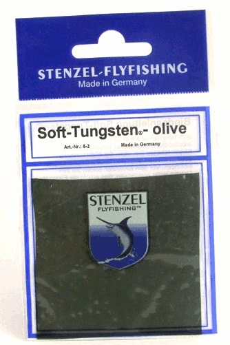 Stenzel Soft tungsten oliven.
