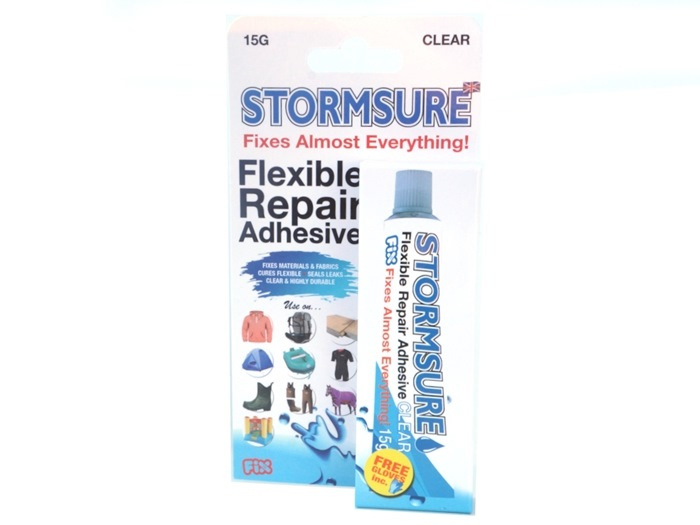 Stormsure Clear glue 15g tube