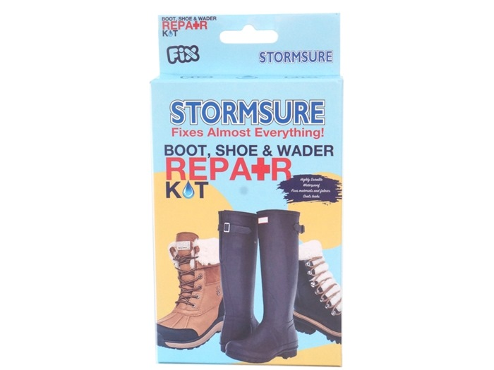 Stormsure Wader Repair Kit (2 X Tuff Tape + lim)