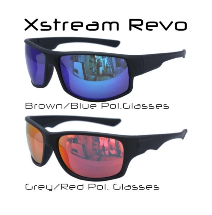 Xstream Pol brille REVO