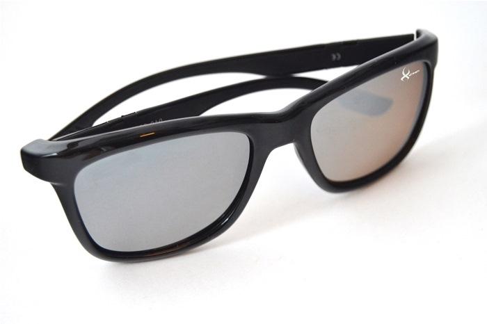Xstream Pol brille ZENITH /Amber/Silver Flash
