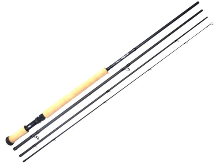 Xstream Venga Salmon Fly  12' #8/30-34g. 4-delt m/ Rod Tube